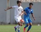 U22 Singapore thắng Lào nhưng vẫn khó qua vòng bảng SEA Games 29