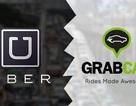 Hà Nội đề xuất Uber, Grab phải gắn phù hiệu như taxi
