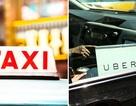 """Có Uber và Grab, điệp khúc """"xăng giảm, giá taxi đứng yên"""" không còn"""