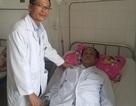 Cứu bệnh nhân ung thư gan bị vỡ mà không cần phẫu thuật