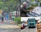 Phạt nặng phương tiện lấn làn buýt nhanh và cuộc chiến giữ lại vỉa hè