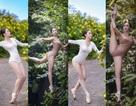 Đắm say điệu vũ ballet của thiếu nữ Hà thành giữa rừng núi Ba Vì