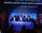 Ký kết hợp đồng quản lý Novotel Suites Vogue Hotel & Resort, Cam Ranh