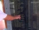 Có tên tại Đài tưởng niệm vẫn không được công nhận liệt sĩ: Thủ tướng chỉ đạo xử lý
