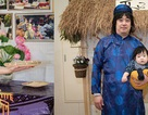 Bạn bè Nhật hào hứng trải nghiệm áo dài Việt