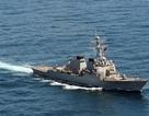 Tàu chiến Mỹ va chạm tàu dầu gần Singapore, 10 thủy thủ mất tích