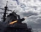 Tàu Mỹ nã tên lửa vào Syria từng bị chiến đấu cơ Nga áp sát