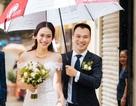 Á hậu Đại Dương rạng rỡ trong ngày cưới