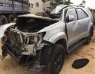 Vì sao túi khí không bung khi Toyota Fortuner gặp tai nạn?