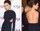 Victoria Beckham khoe lưng trần trong tiệc tối