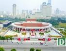 Toàn cảnh Cung hữu nghị Việt - Trung mới khánh thành