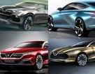Trọn bộ sưu tập 20 mẫu xe VinFAST do 4 studio lừng danh thiết kế