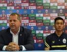 HLV Campuchia nói gì trước cuộc tái đấu đội tuyển Việt Nam?