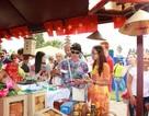 """Gian hàng Việt Nam """"hút khách"""" tại Hội chợ lớn nhất Ukraine"""