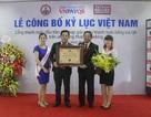 Công bố kỷ lục cổng thanh toán QR đầu tiên tại Việt Nam