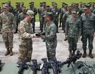 Tổng thống Duterte xác nhận Mỹ cấp vũ khí giúp Philippines chống phiến quân