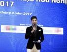 """MC Vũ Mạnh Cường đồng hành cùng """"Hoa hậu Hữu nghị ASEAN 2017"""""""