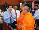 Phó Thủ tướng đón Tết Chol Chnam Thmay cùng đồng bào Khmer