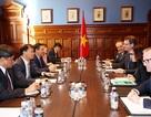 """Phó Thủ tướng đối thoại với doanh nghiệp Australia đang """"nhắm"""" tới Việt Nam"""