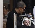 Chồng tỷ phú của Janet Jackson thành thạo chăm con nhỏ