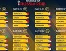Người hâm mộ nghi ngờ lễ bốc thăm World Cup 2018 gian lận