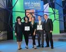 Techcombank thuộc Top 2 ngành ngân hàng trong bảng xếp hạng 100 Nơi làm việc tốt nhất Việt Nam