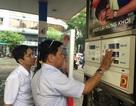 """TPHCM: 40 cửa hàng xăng dầu đã được dán tem """"chống gian lận"""""""