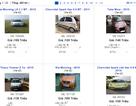 Giảm giá không phanh, xe cũ giá tầm 100 triệu đồng rao bán ồ ạt