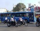 TPHCM sẽ có làn đường dành riêng cho xe buýt?