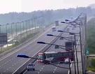 Chốt chặn, xử lý ô tô đi ngược chiều trên đường cao tốc