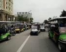 Người dân kéo ra đường phản đối việc nhiều xe điện không được hoạt động