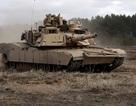 Xe tăng, binh sĩ Mỹ rầm rập áp sát biên giới Nga