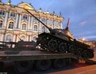 Quân đội Nga rầm rộ luyện tập duyệt binh Ngày Chiến thắng