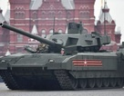 Siêu tăng Nga Armata T-14 có thể thách thức vũ khí chống tăng của NATO