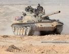 Quân đội Syria tấn công dồn dập IS ở đông Palmyra
