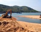 Tạm dừng cấp phép dự án tận thu cát nhiễm mặn