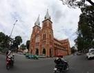 Chính thức trùng tu nhà thờ Đức Bà 140 năm tuổi ở Sài Gòn