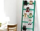 7 ý tưởng cất giữ giày dép sáng tạo cho nhà luôn gọn gàng