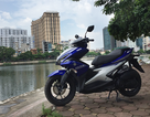 Thay giảm xóc sau, Yamaha hoàn thiện NVX