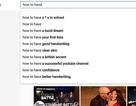 YouTube xin lỗi vì kết quả gợi ý tìm kiếm tự động