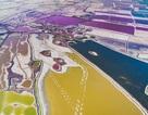 """""""Biển chết"""" ở Trung Quốc đột nhiên chuyển sang màu cầu vồng kỳ lạ"""