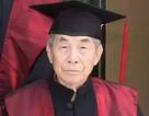 Cụ ông 105 tuổi vẫn học lấy bằng Tiến sỹ