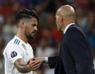 """""""Trò chơi"""" xoay vòng của Zidane ở Real Madrid"""