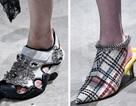 Những xu hướng giày dép mới của năm 2018