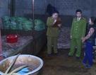 Hàng tấn thực phẩm bẩn, bốc mùi ôi thiu chuẩn bị được đưa đi Hà Nội tiêu thụ