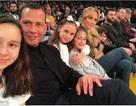 Jennifer Lopez đi xem bóng rổ cùng bạn trai