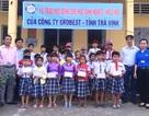 Grobest Việt Nam trao 160 suất học bổng đến các em học sinh nghèo tỉnh Trà Vinh
