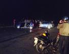 Một công an viên tử vong sau tai nạn liên hoàn