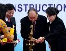 Thủ tướng động thổ xây dựng trụ sở Đại sứ quán Việt Nam tại Ấn Độ
