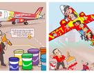 Vietjet sẽ sơn hình đội tuyển U23 Việt Nam lên máy bay?